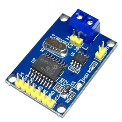 MCP2515 (TJA1050) – модуль CAN-шины