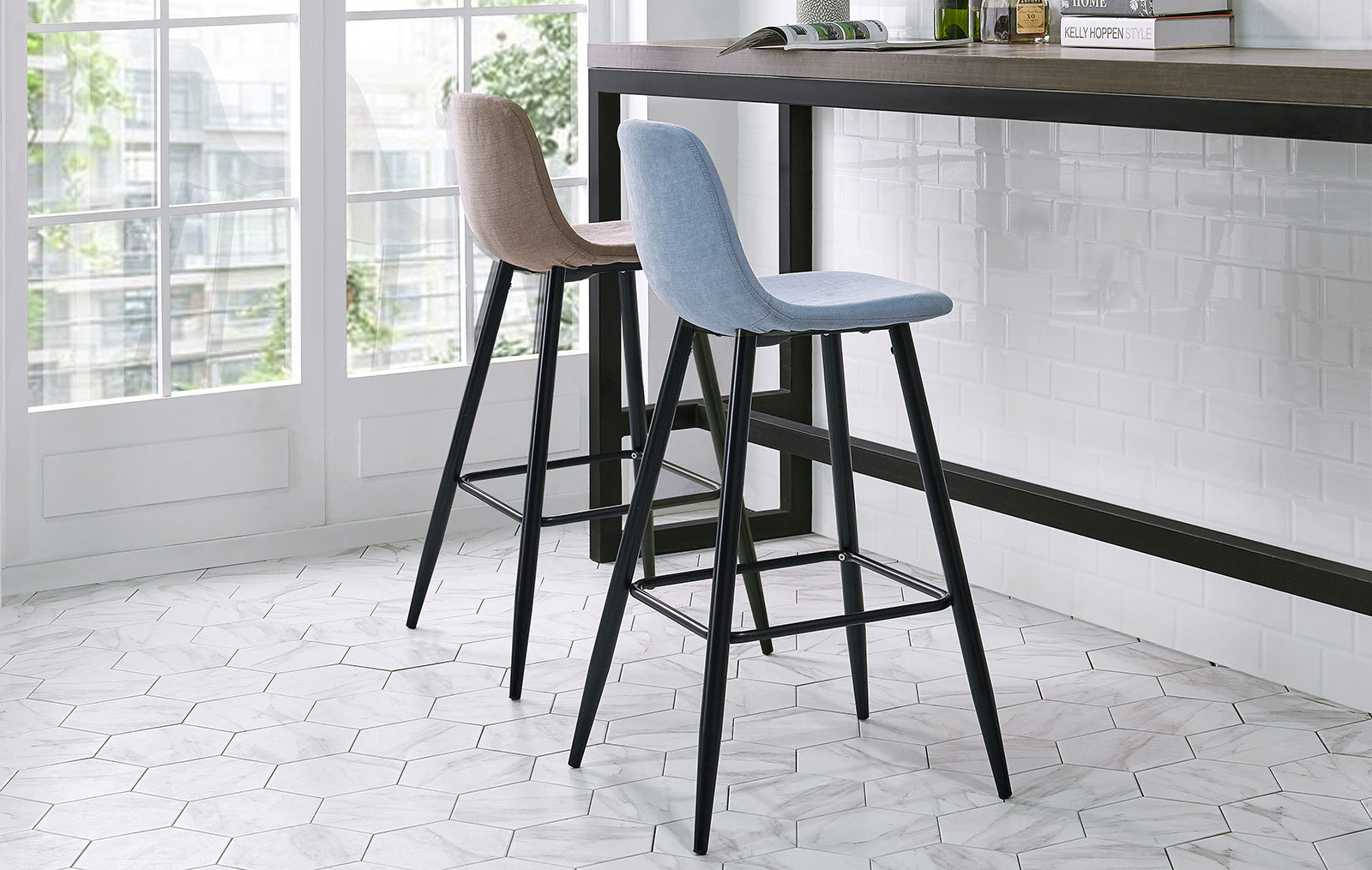 Барные стулья ESF 350B