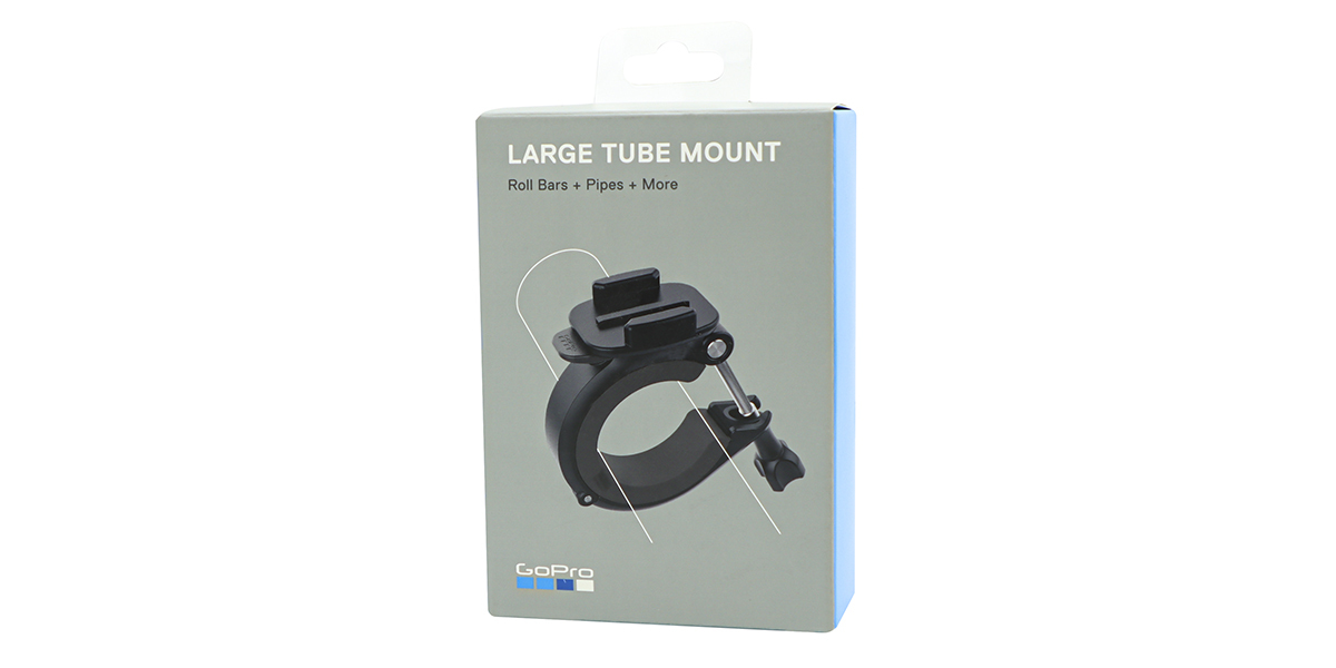 Крепление на каркас/трубу/раму 35-63 мм GoPro Large Tube Mount (AGTLM-001) упаковка