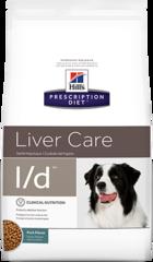 Ветеринарный корм для собак Hill`s Prescription Diet l/d Liver Care, при заболеваниях печени