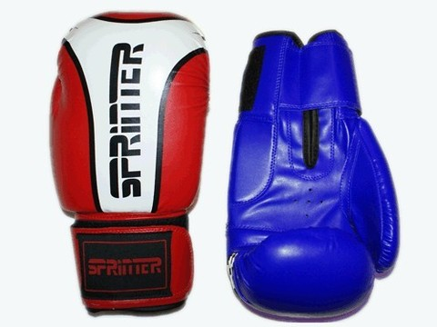 Перчатки бокс. Размер-вес 8