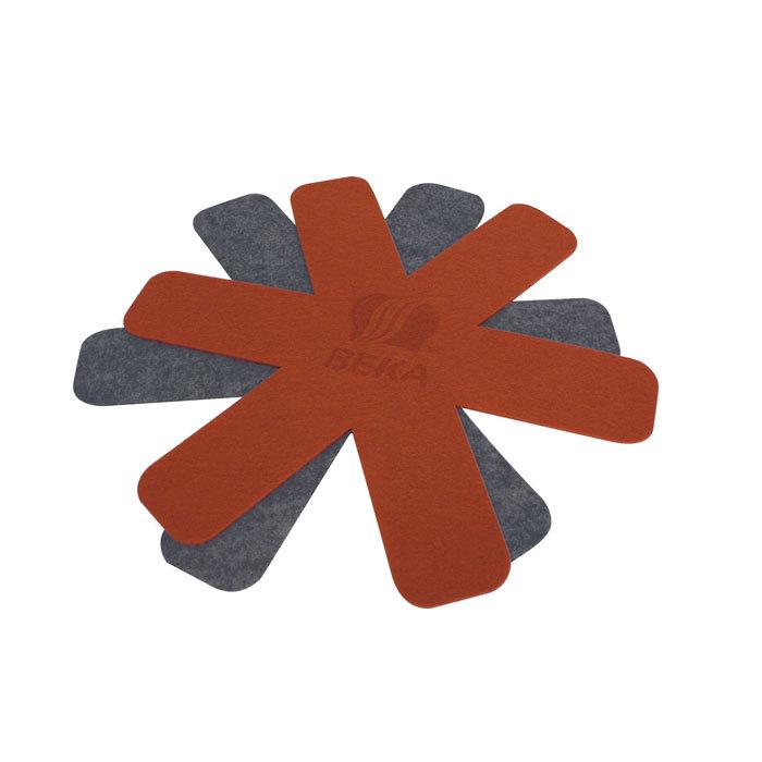 Комплект защитных вкладышей из фетра (38 см), 2 шт