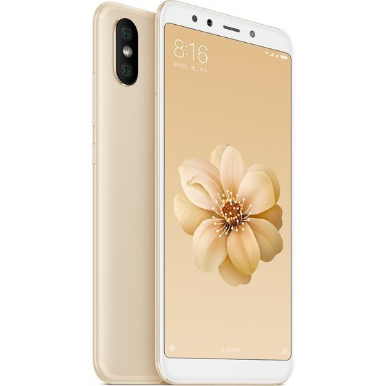 Xiaomi Mi A2 6GB/128GB Gold Global Version