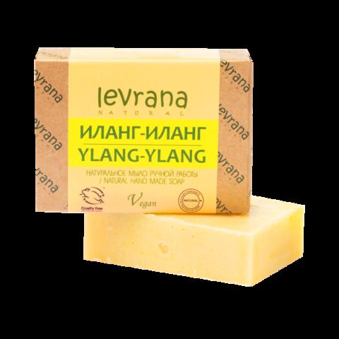 Levrana Натуральное мыло ручной работы Иланг-иланг, 100гр