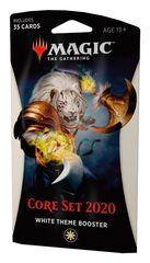 Тематический бустер «Core set 2020» (белый) на английском языке