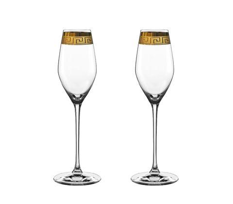 Набор из 2-х бокалов для шампанского Champagne 300 мл, артикул 98060. Серия Muse