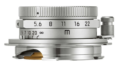 Leica Summaron-M 28mm f/5.6 (chrom)