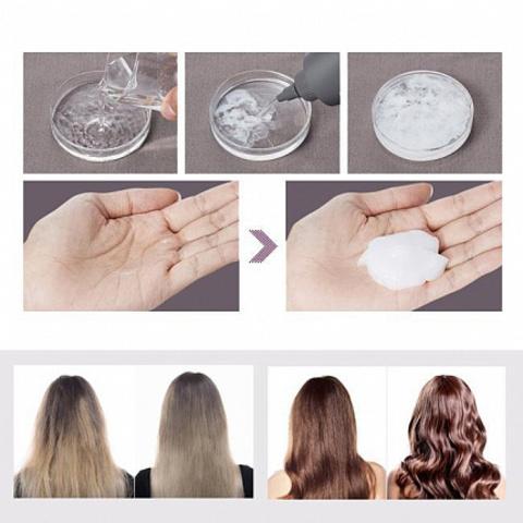 Маска для быстрого восстановления волос за 8 секунд, 200 мл, Masil