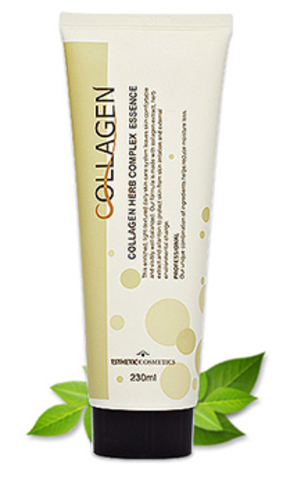 ESTHETIC HOUSE КОЛЛАГЕН И РАСТИТЕЛЬНЫЕ ЭКСТРАКТЫ Эссенция для лица COLLAGEN HERB COMPLEX ESSENCE, 230мл