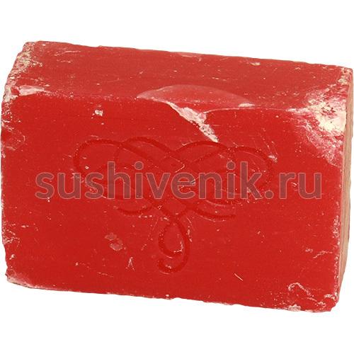 Мыло оливковое c клубникой