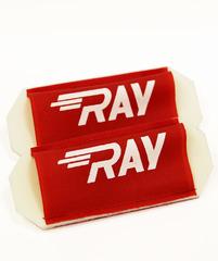 Скрепки для лыж Ray Red