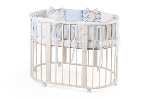 Бортики для кроватки Sleepy