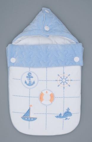 Конверт для новорожденного «Морячок»