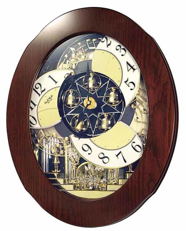 Настенные часы Rhythm 4MH838WD06