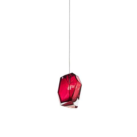 Подвесной светильник Crystal Rock by Lasvit (красный)