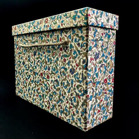 Коробка с ручками Чемодан Медичи