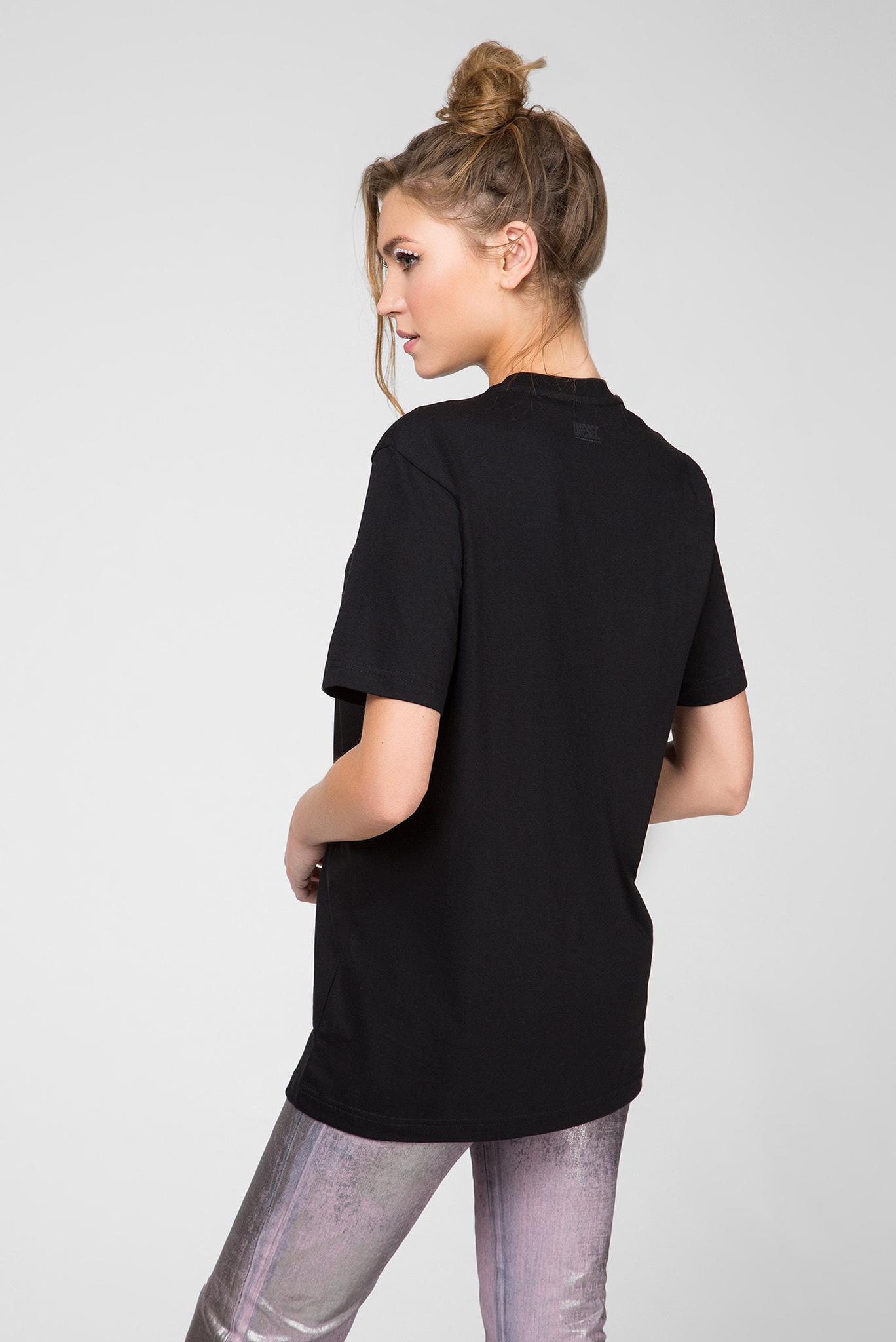 Черная футболка T-JUST-J11 Diesel