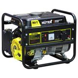 Бензиновый генератор Huter HT1000L - фотография