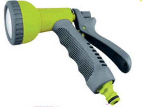Душ-пистолет с регулятором напора с наружным рычагом LYM7210 LISTOK
