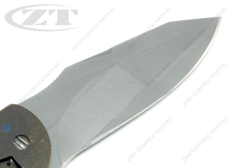 "Нож GTC / Eric Ochs ""Tectonic"" - фотография"