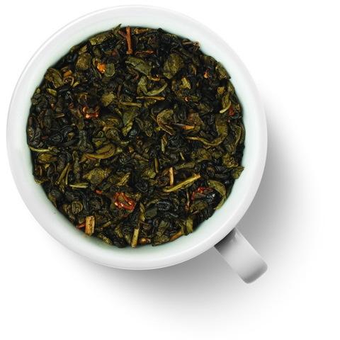 Земляничный десерт 100 гр Чай Gutenberg зеленый ароматизированный