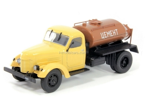 KAZ-601 Cement Carrier USSR 1:43 DeAgostini Service Vehicle #73