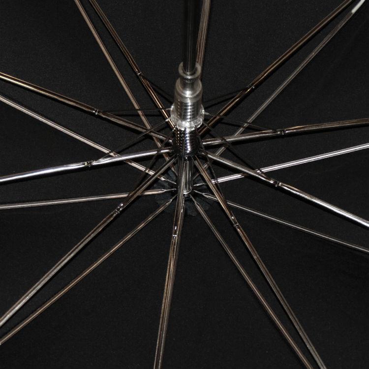 Зонт-трость Pierre Cardin-81367-10 Long noire