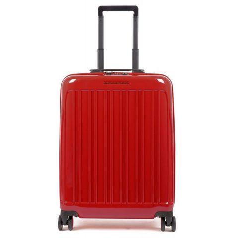 Чемодан Piquadro Seeker Pop (BV5027SK70/R) 40x55x20см 39.5л. 2.81кг. красный
