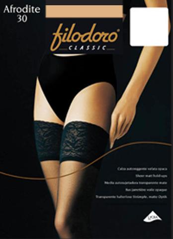 Чулки Filodoro Classic Afrodita 30