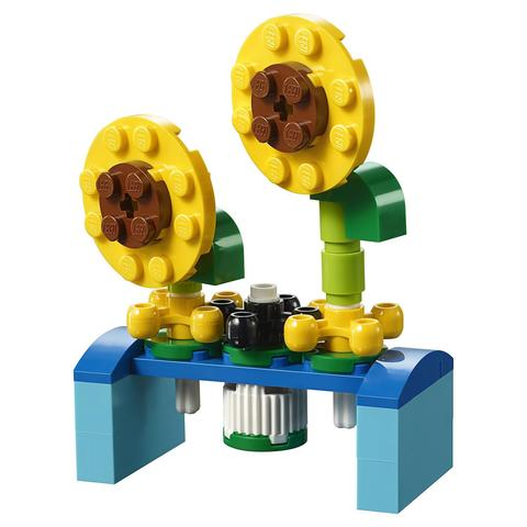 LEGO Classic: Кубики и механизмы 10712 — Bricks and Gears — Лего Классик