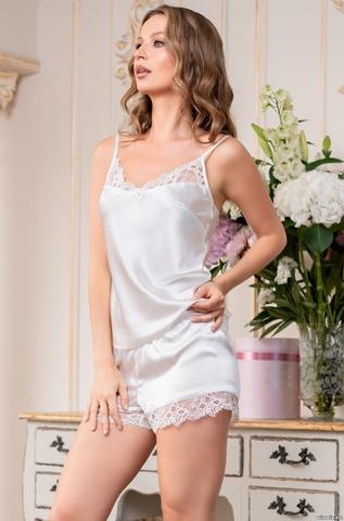 Пижама женская Mia-Amore EDITA ЭДИТА 3674 белый