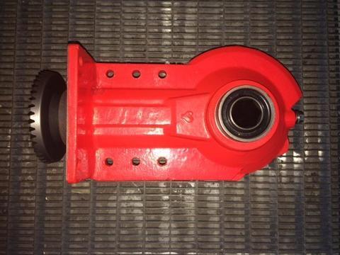 Редуктор культиватора DDE V900 II Минотавр /V1000 II Молох - трансмиссия в сборе  (T025-Q014-R01)