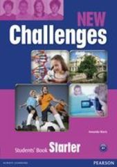 Challenges New Starter Student's book