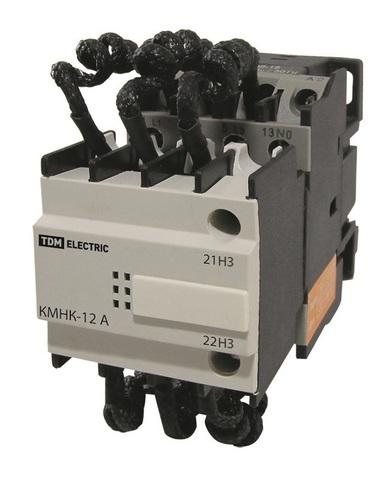 Контактор КМНК-20-230.Б  20кВАр 1НО;1НЗ TDM