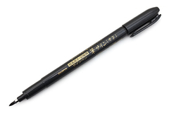 Zebra Disposable Brush Pen (Medium)