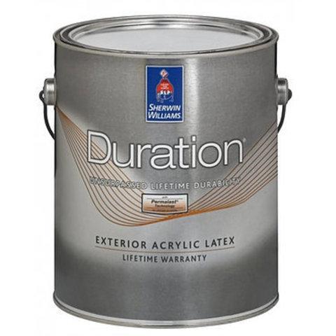 Краска Sherwin-Williams Duration Exterior Latex Flat