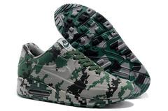 Кроссовки Мужские Nike Air Max 90 VT Camouflage Military 1