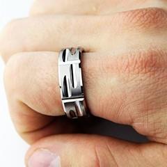 Кольцо из карбида вольфрама Carraji