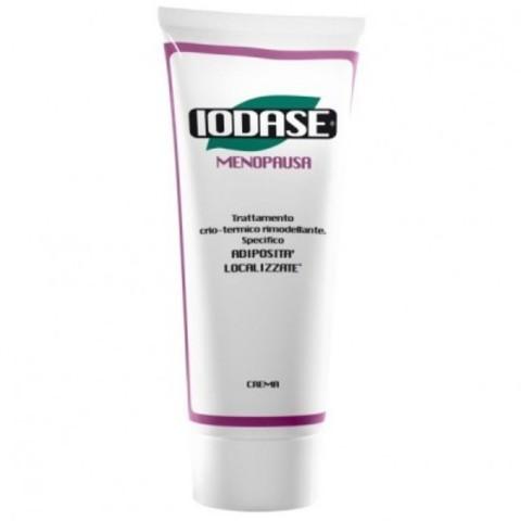 Natural Project Iodase: Крем для борьбы с жировыми отложениями на теле во время менопаузы (Iodase Menopausa), 200мл