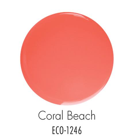 Биогель ECO SO QUICK SOAK OFF коралловый матовый 7 г
