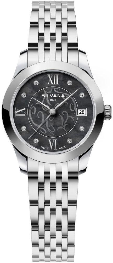 Часы женские Silvana SR28QSS6NS Lady LeMarbre