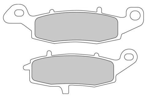 Тормозные колодки Ferodo FDB2049ST