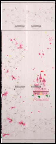 Шкаф для одежды 01 Принцесса-2