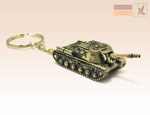 брелок Танк ИСУ-152