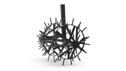 Роторный рыхлитель Кентавр (ёжик) для минитрактора