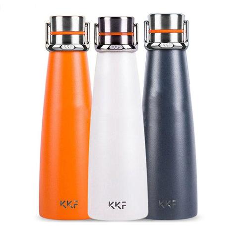 Термос Xiaomi KKF Vacuum Cup (475 мл, чёрный)