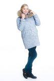 Куртка для беременных 05199 сиреневый