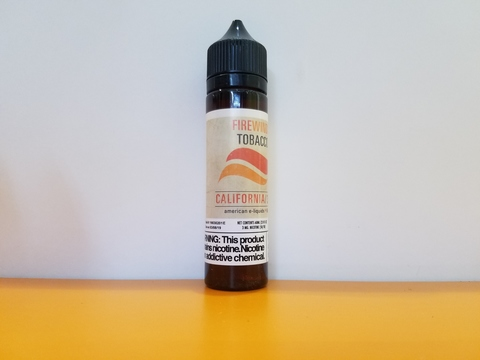 CALIFORNIA by FIREWINDS TOBACCO 60ml