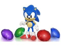 Sonic the Hedgehog 5-Inch Sonic with Light-Up Emeralds