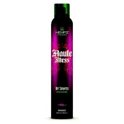 Hempz Couture - Линия сухих продуктов: Сухой шампунь для волос (Dry Shampoo Haute Mess), 198г